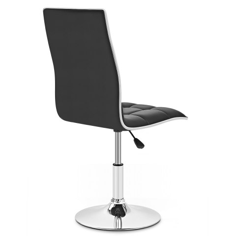 Macy Stool Chair Black