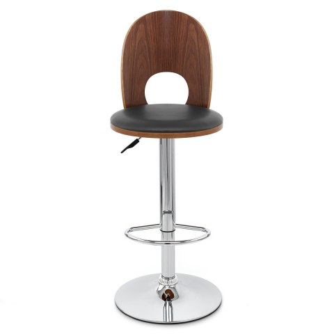 Bolero Wooden Stool Black