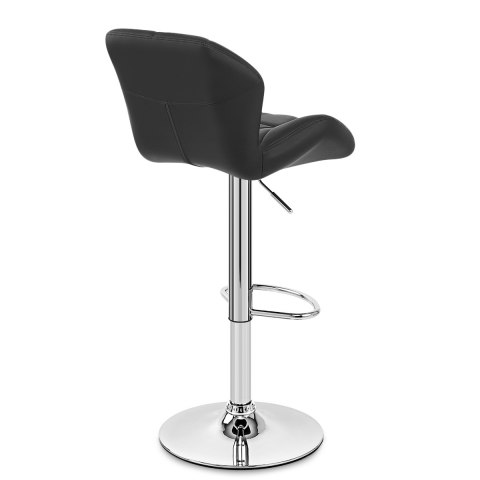 Diamond Bar Stool Black