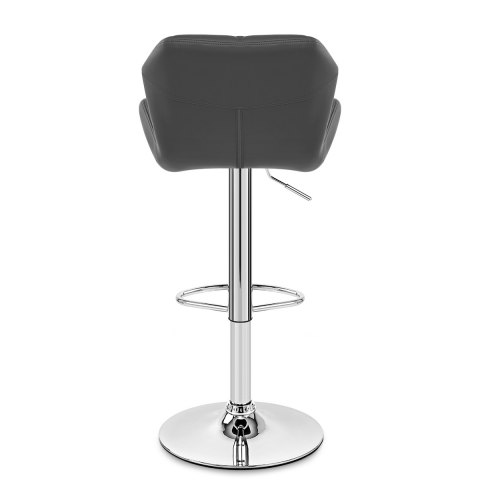 Diamond Bar Stool Grey