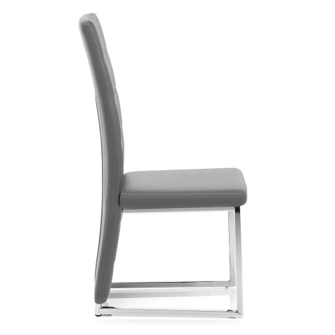 Aspen Dining Chair Grey