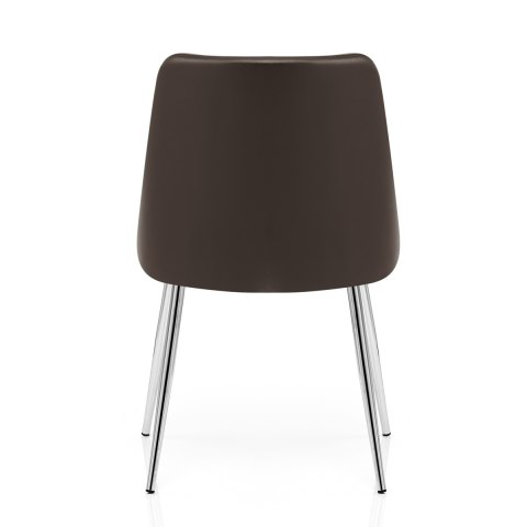 Shanghai Dining Chair Brown