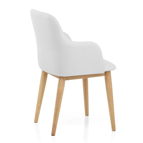 Albany Dining Chair White