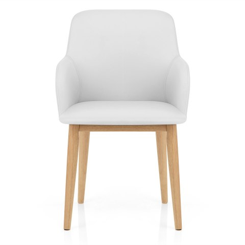 Albany Dining Chair White Atlantic Shopping