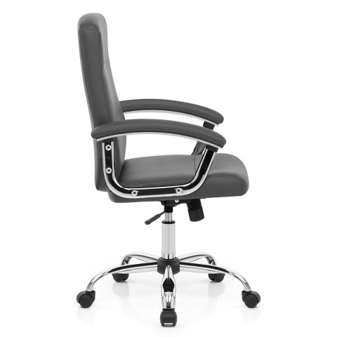 stanford office chair grey atlantic shopping rh atlanticshopping co uk Cheap Desk Chairs Light Blue Best Inexpensive Office Chair