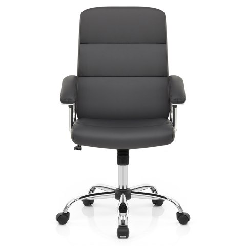 Stanford Office Chair Grey Atlantic Shopping