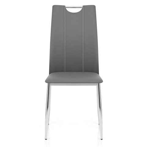 Hugo Dining Chair Grey