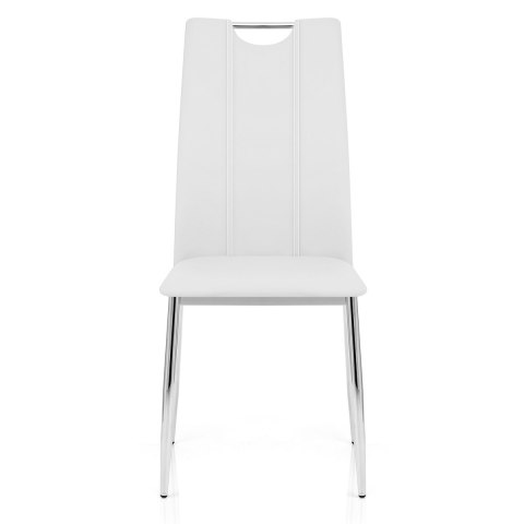 Hugo Dining Chair White