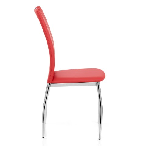 Hugo Dining Chair Red