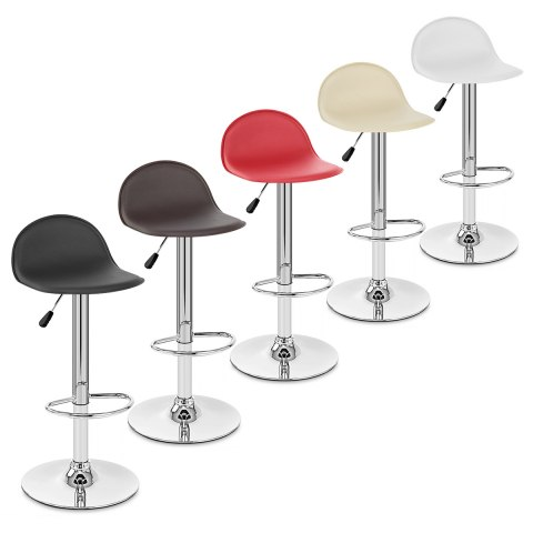 Cap Chrome Stool Cream