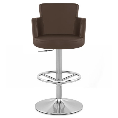 Chateau Brushed Bar Stool Brown