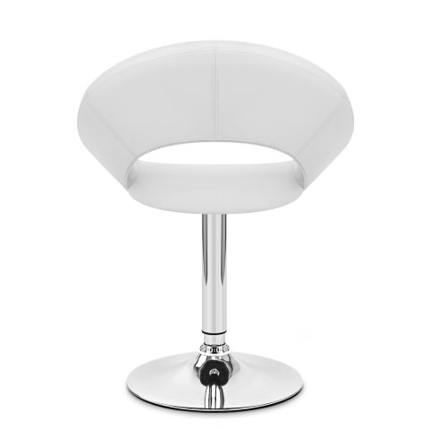 Clementine Chair White Atlantic Shopping