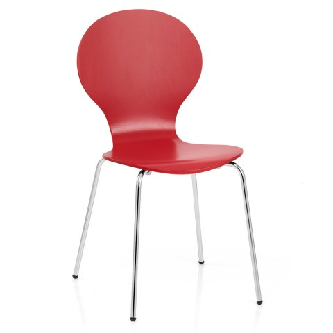 Candy Chair Red