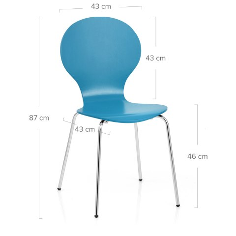 Candy Chair Blue