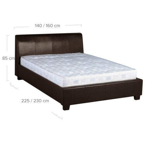 Deluxe Palermo Bed
