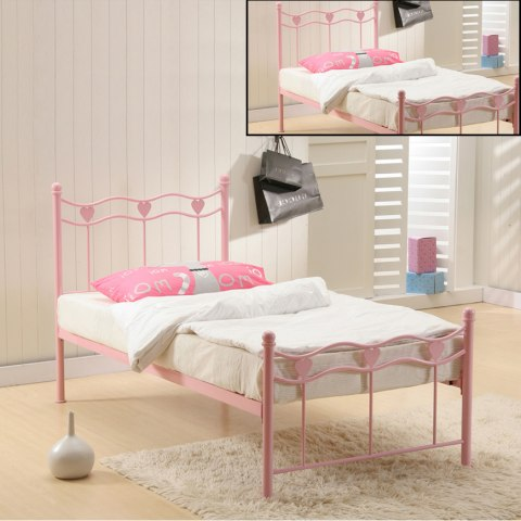 Madrid Pink Bed