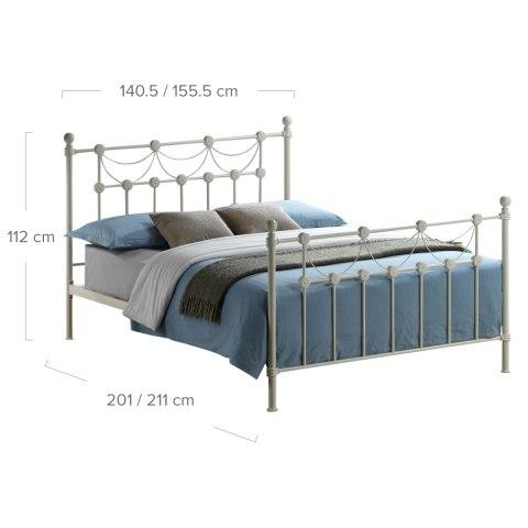 Omero Victorian Bed - Atlantic Shopping