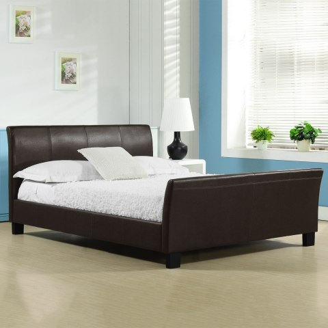 Winchester Faux Leather Bed