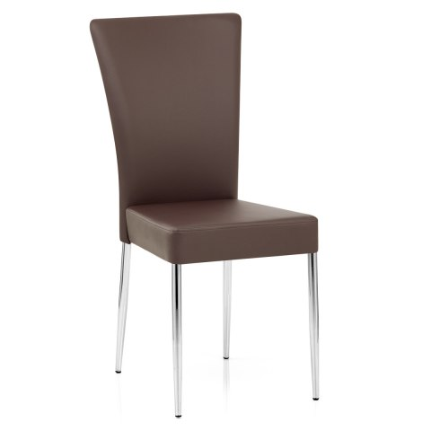 Picasso Dining Chair Brown