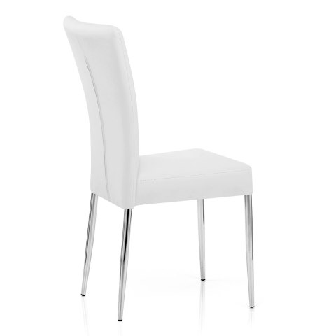 Picasso Dining Chair White Atlantic Shopping
