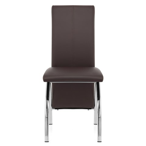 Dali Dining Chair Brown