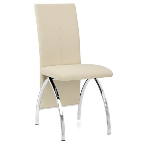 Dali Dining Chair Cream