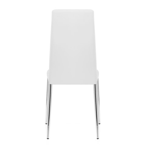 Francesca Dining Chair White