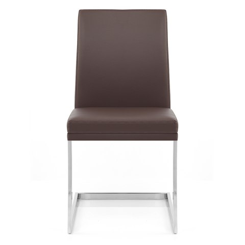 Jade Dining Chair Brown