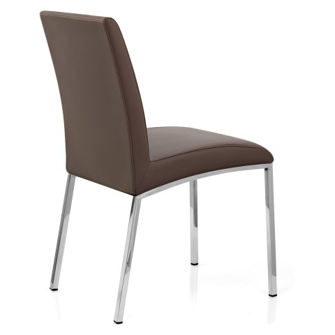 Melton Dining Chair Brown
