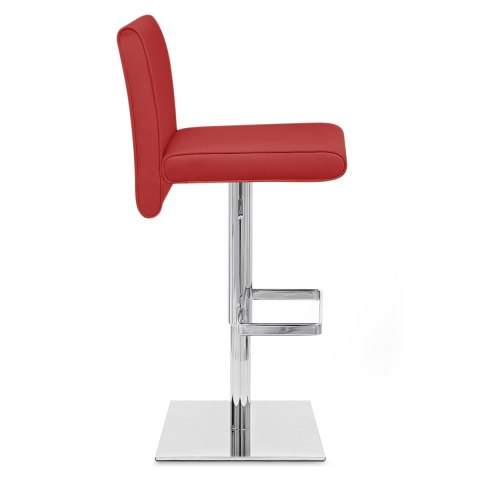 Siena Bar Stool Red