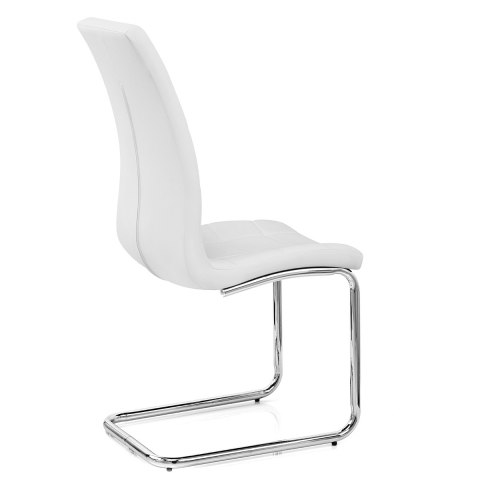 York Dining Chair White