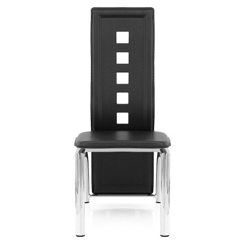 Piano Dining Chair Black