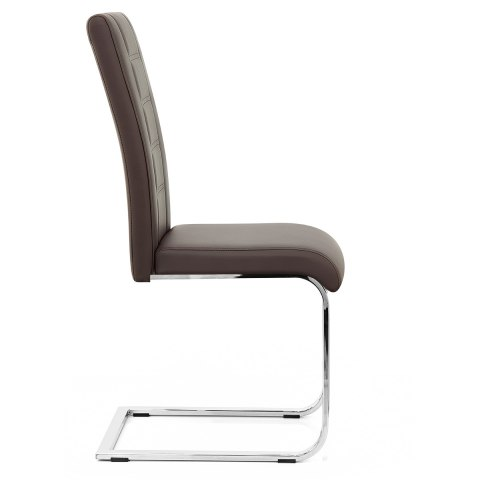 Anima Dining Chair Brown