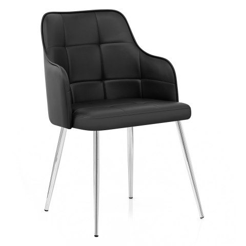 Dawn Dining Chair Black