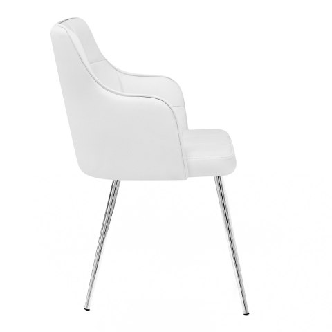 Dawn Dining Chair White