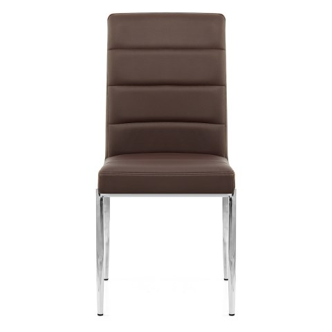 Taurus Dining Chair Brown