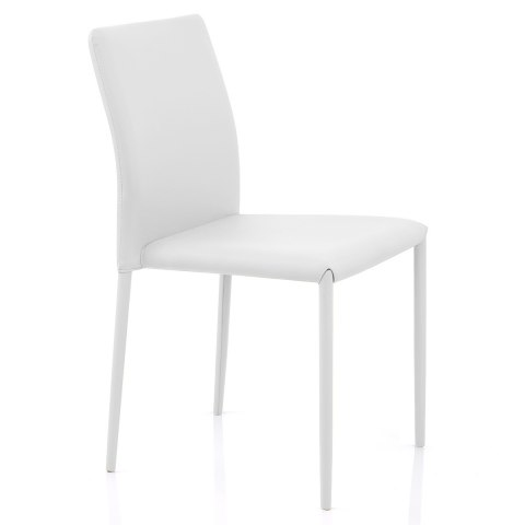 Joshua Dining Chair White