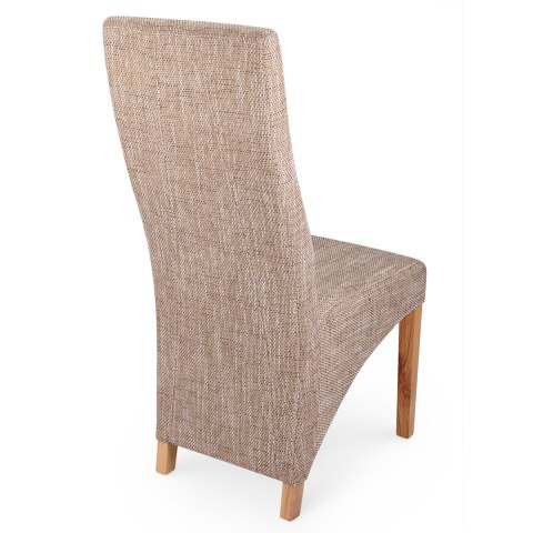 Baxter Dining Chair Tweed