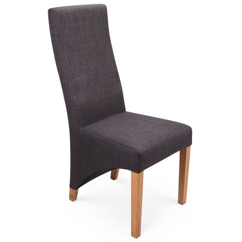 Baxter Dining Chair Grey