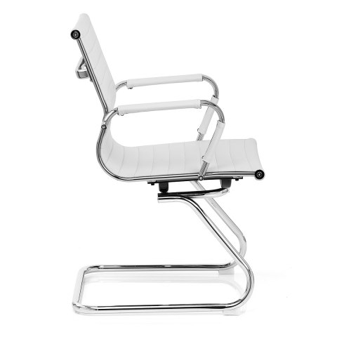 eames style task office chair white atlantic shopping