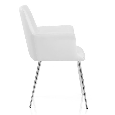 Donovan Dining Chair White