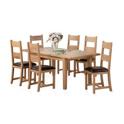 Stirling Extending Dining Set Atlantic Shopping