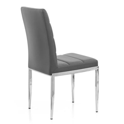 Taurus dining chair grey atlantic shopping - Atlantic shopping dining chairs ...
