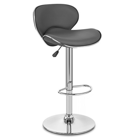 Duo Bar Stool Grey Atlantic Shopping