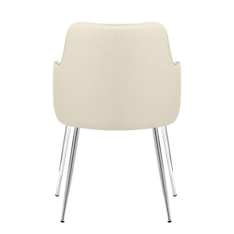 Dawn Dining Chair Cream