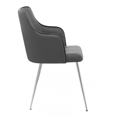 Dawn Dining Chair Grey
