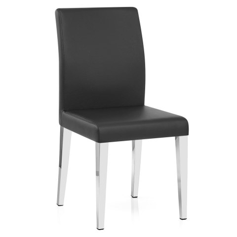 Dash Dining Chair Black