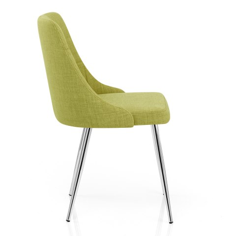Magnificent Shanghai Dining Chair Green Fabric Ibusinesslaw Wood Chair Design Ideas Ibusinesslaworg