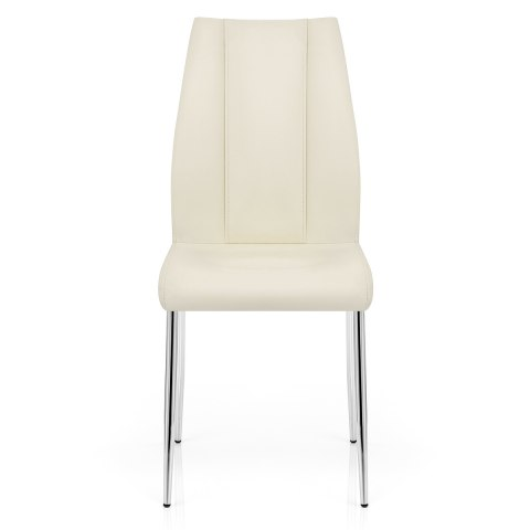 Maxwell Dining Chair Cream ...