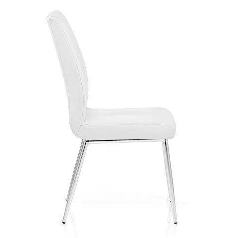 Maxwell Dining Chair White; Maxwell Dining Chair White ...